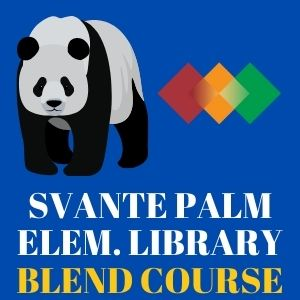 Palm Elementary Library BLEND course